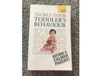Tackle Your Toddlers Behaviour Book