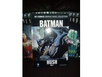BATMAN D/C COMICS GRAPHIC NOVEL COLLECTION