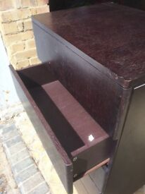 Chest of Drawers with Vanity Unit