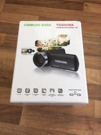 Toshiba Camileo X450 Camcorder / Digital Camera