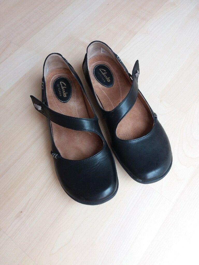 410c1efeaae961 Clarks ladies shoes size 6