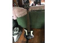 Ibanez jet king bass guitar,