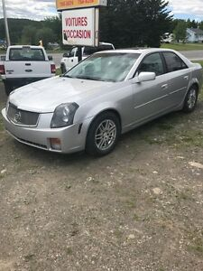 2003 Cadillac CTS Auto Deluxe/Manual Sport/Auto Sport/Manual Bas