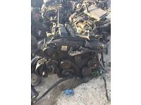 Ford Transit engine and box 2.4 back wheel drive ex army . Low mileage, MK6 , took from 2005 van .