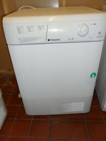 """""""Hotpoint"""" 8Kg.....Condenser tumble dryer for sale.Can be delivered."""