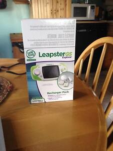 For Sale Leapster GS Explorer Recharger Pack