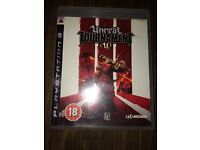 PS3 Unreal Tournament Game