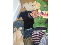 Huge boys bundle 12-18 months GAP