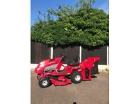 Countax c600h sit on mower