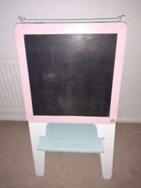 Wooden childs Easel