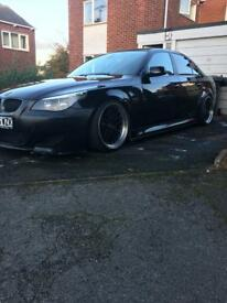 BMW 520d (modified,slammed,lowered,stance,vw,dub)