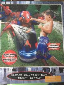 Brand new SPIDER-MAN BOP BAG