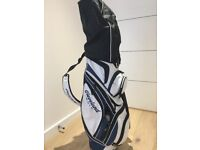 Cleveland Golf Cart Bag with Masters Trolley