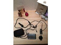 GARMIN NUVI 265W SAT NAV (with accessories)