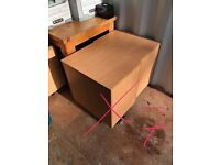 Under-desk drawer unit