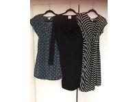 Maternity/Nursing Dresses - Size S/XS
