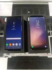 Samsung galaxy s8plus 64gb any sim