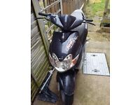50cc moped Yamaha jog spares or repairs