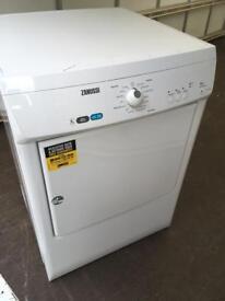 Zanussi 7kg condenser tumble-dryer