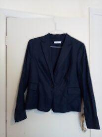 Mango suit jacket size Eur 42