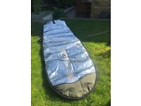 SURFBOARD BAG for longboard - 8'6'' - DaKine - very good conditions