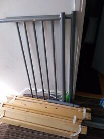 Single Ikea Metal Bed Frame only