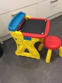 Children's Crayola desk