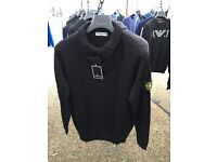 STONE ISLAND mens jumpers wholesale clearance
