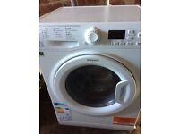 Hotpoint Smart Washing Machine 7kg New and Unused
