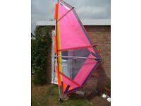 Windsurf Kiddie Rig in very good condition