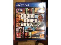PS4 GTA 5 V