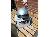 Vespa crash helmet