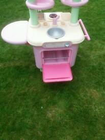 Childs toy cooker