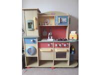 Littke tikes wooden play kitchen
