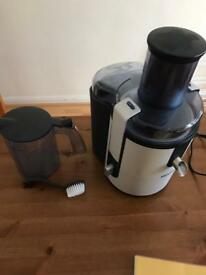 Philips Juicer HR1861 used only once