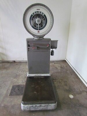 Toledo Weight Scale Model 2181 500kg Capacity