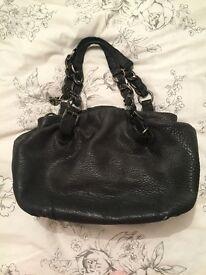 Michael Kors black bag