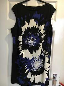 M & Co dress, size 20
