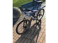 To mountain bikes for sale or swap on the iPhone 6 unlocked to any network