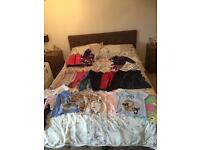 Girls clothes bundle 2-3 years including Adidas trainers