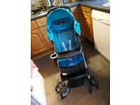 Lovely condition spacious pushchair