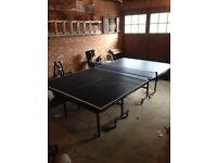 Table Tennis Table (Full Size)