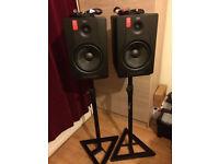 M-Audio BX8 D2 Active Studio Monitors (Pair)