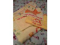 Cot Bedding (My Jungle Friends) £25
