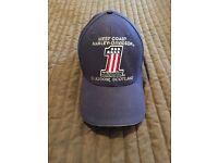 Harley Davidson Navy Cap (Never worn - New)