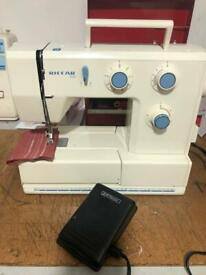 Tested fully working RICCAR 430 sewing machine