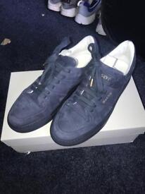 Mason Garments Omar Sneaker Navy size 40
