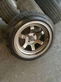 15 inch rotas brand new