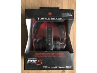 Turtle beach px5 wireless gaming headset
