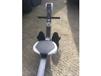 Tight rowing machine - hardly used